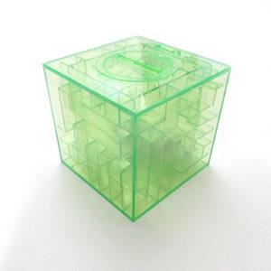 Inteligentní kasička - Průhledná