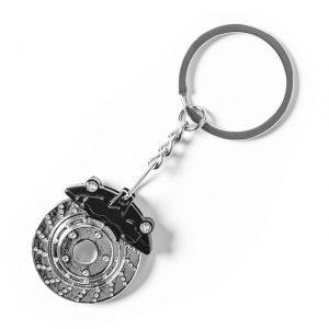 Přívěšek na klíče - brzdový kotouč