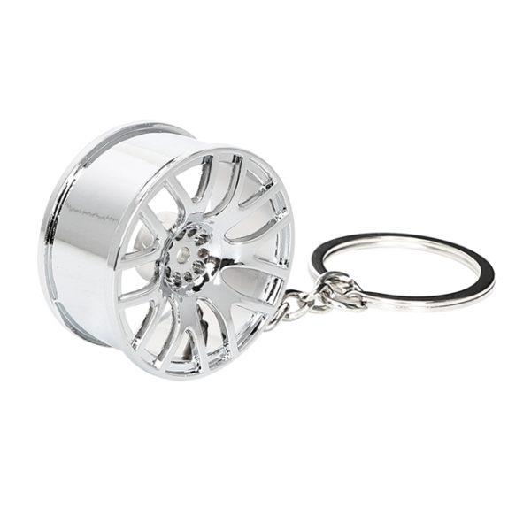 Přívěšek na klíče - alu disk