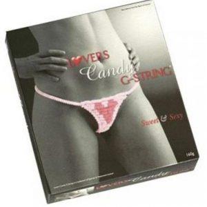 Sladké kalhotky - růžové se srdíčky