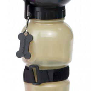 Cestovní láhev na vodu pro psa